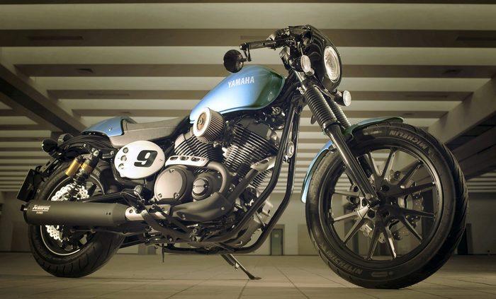 Yamaha XV 950 Racer 2015 - 15