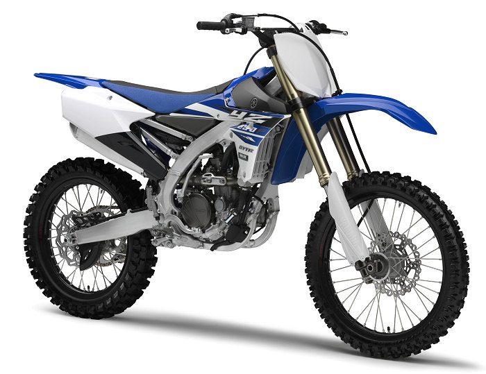 Yamaha yz 250 2015