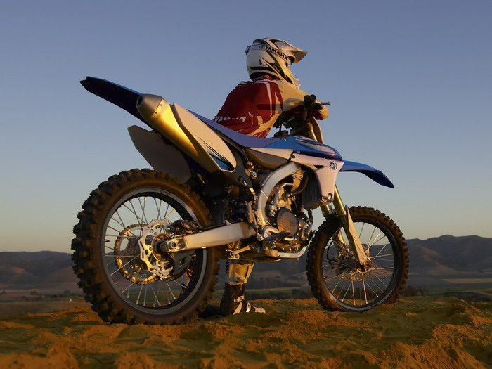 Yamaha YZ 450 F 2012 - 8