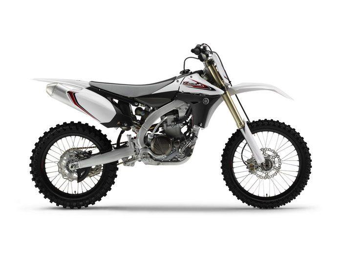 Yamaha YZ 450 F 2012 - 7