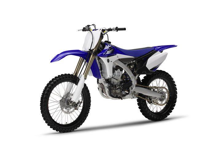 Yamaha YZ 450 F 2012 - 4