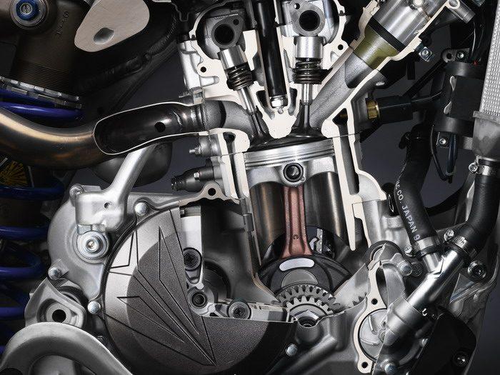 Yamaha YZ 450 F 2012 - 5