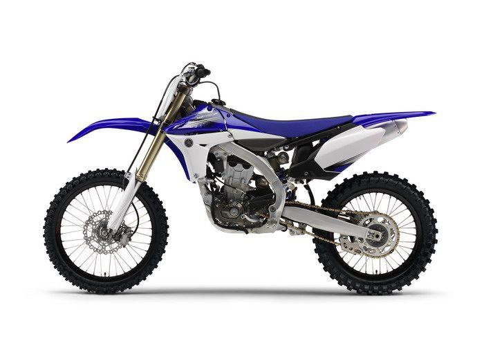 Yamaha YZ 450 F 2012 - 3