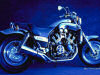 moto Yamaha 1200 V-MAX 1998