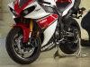 moto Yamaha YZF-R1 1000 WGP 50th Anniversary 2012