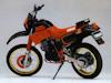 moto Yamaha XT 600 1992