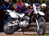 moto Yamaha XT 600 1998