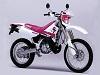 moto Yamaha DT 200 WR 1991