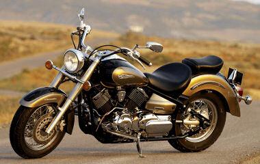 Yamaha XVS 1100 DRAGSTAR Classic