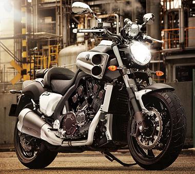 Yamaha 1700 V-MAX 2015