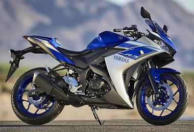 moto Yamaha 300 YZF-R32015