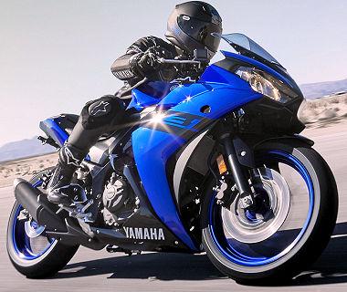Yamaha 300 YZF-R3