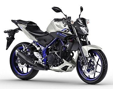 Yamaha MT-03 320