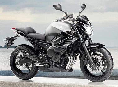 Yamaha XJ6 SP 600