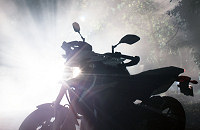 Yamaha MT-09 850 STREET RALLY
