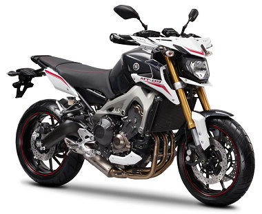 Yamaha MT-09 850 STREET RALLY 2014