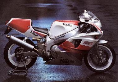 Yamaha FZR 750 R - OW 01