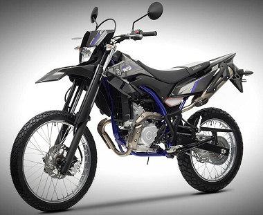 Yamaha WR 125 R 2015