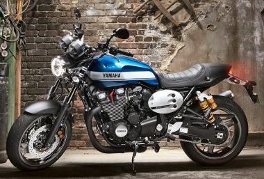 moto Yamaha XJR 1300 2015
