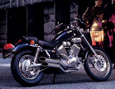 moto Yamaha 535 VIRAGO1992