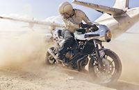 Yamaha MT-07 Faster Sons par Shinya Kimura