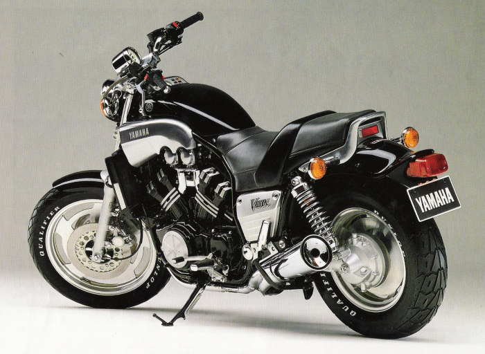yamaha 1200 v max 1989 fiche moto motoplanete. Black Bedroom Furniture Sets. Home Design Ideas