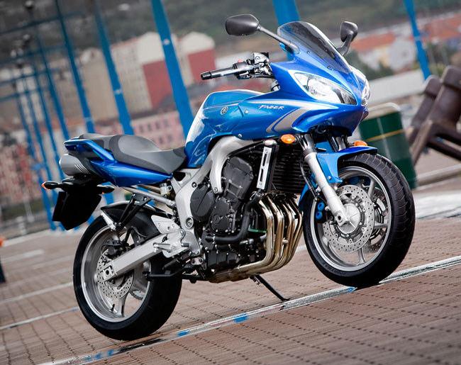 Yamaha FZ6 600 FAZER S2