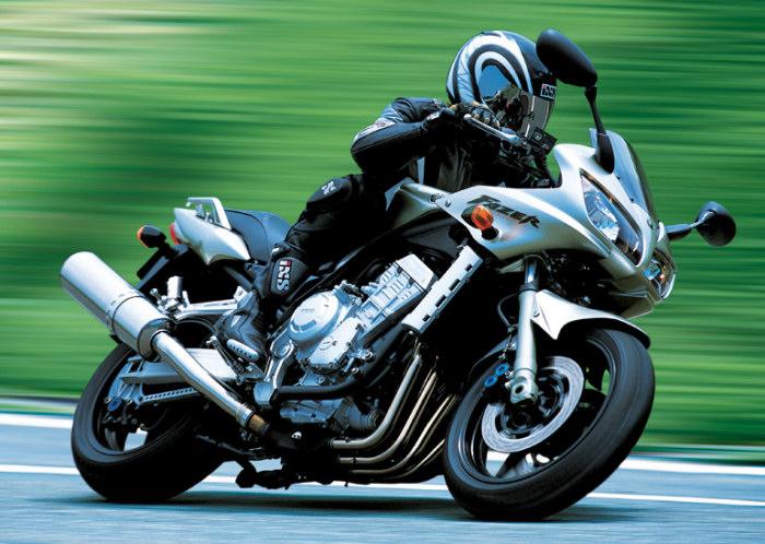 Yamaha 1000 FAZER FZS