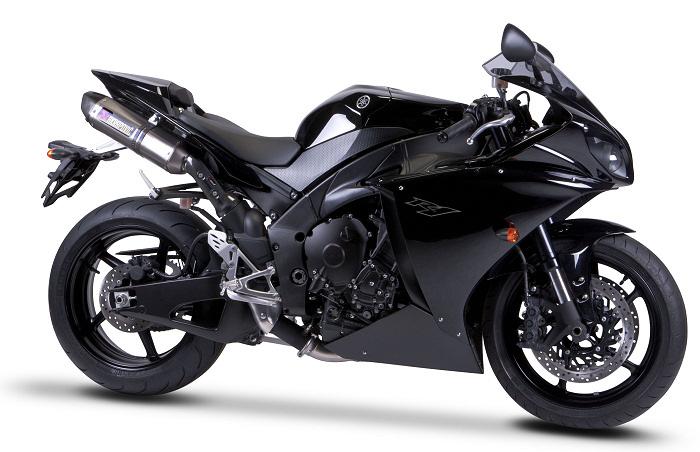 moto yamaha noir