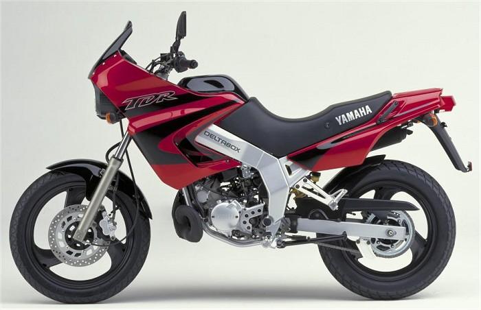 revue technique yamaha 125 tdr
