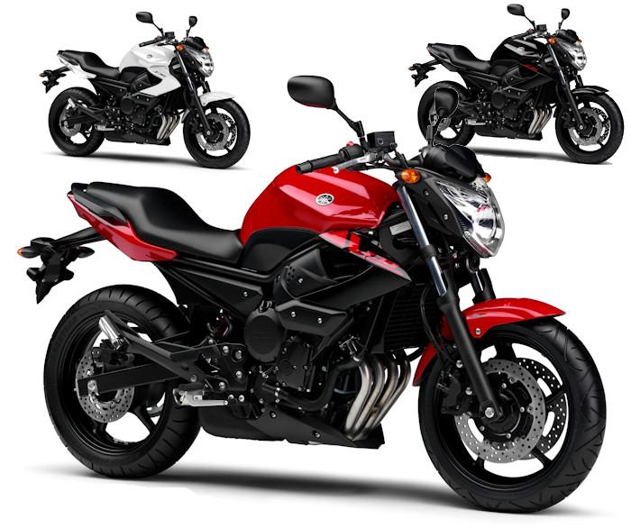 Yamaha XJ6 600 Naked