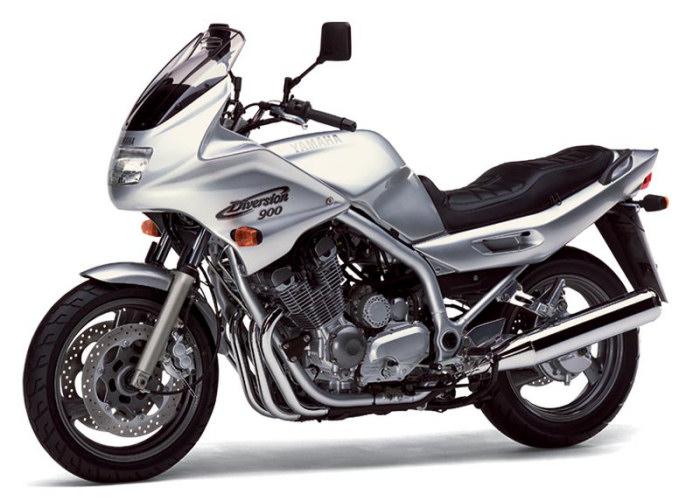 yamaha xjs 900 diversion 2000 fiche moto motoplanete. Black Bedroom Furniture Sets. Home Design Ideas
