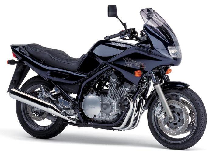 yamaha xjs 900 diversion 2001 fiche moto motoplanete. Black Bedroom Furniture Sets. Home Design Ideas