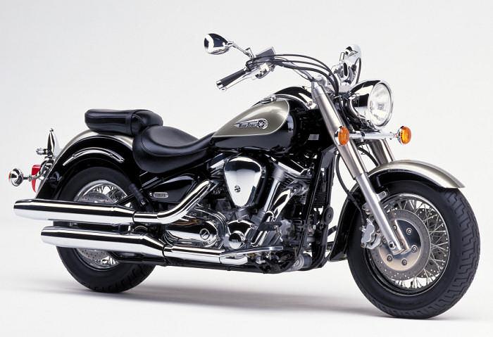 Yamaha XV 1600 WILD STAR