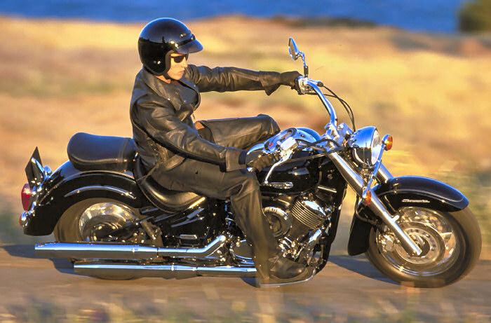 moto yamaha wild star