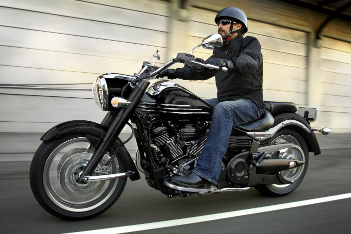 Yamaha XV 1900 A MIDNIGHT STAR