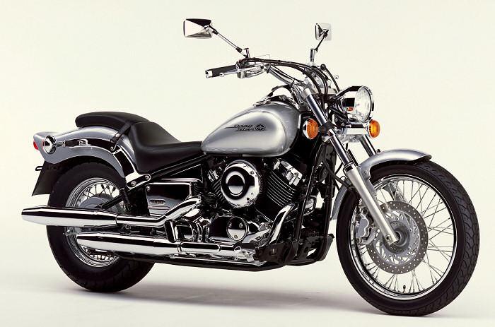 Yamaha XVS 650 DRAGSTAR