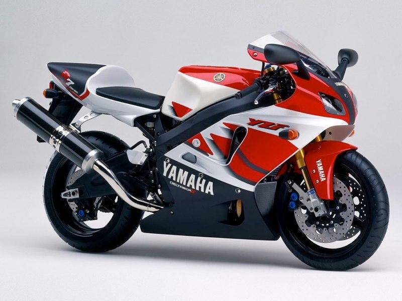Yamaha YZF 750 R7 OW-02