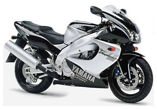 Yamaha yzf 1000 r thunderace 2001 fiche moto motoplanete for Yamaha rr 1000