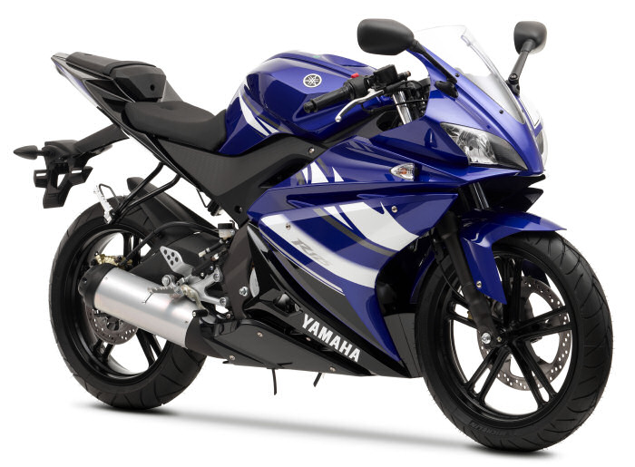 yamaha yzf r 125 2011 fiche moto motoplanete. Black Bedroom Furniture Sets. Home Design Ideas