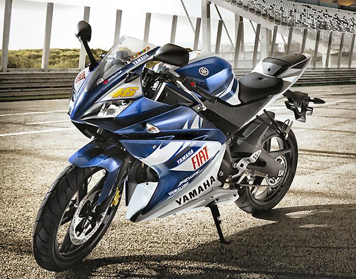 Yamaha YZF-R 125 Yamaha Team Race Replica
