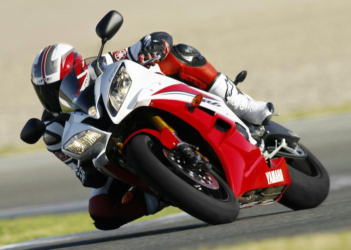 moto yamaha r6 2007