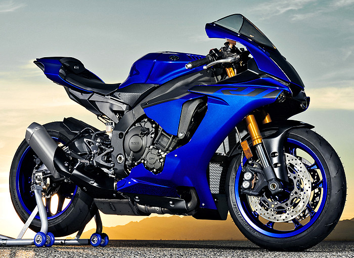 About Yamaha R