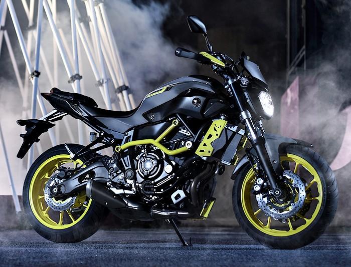 Yamaha 700 MT 07 Moto Cage