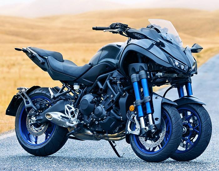 moto yamaha boite automatique