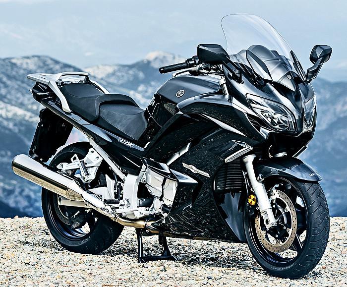 moto yamaha fjr