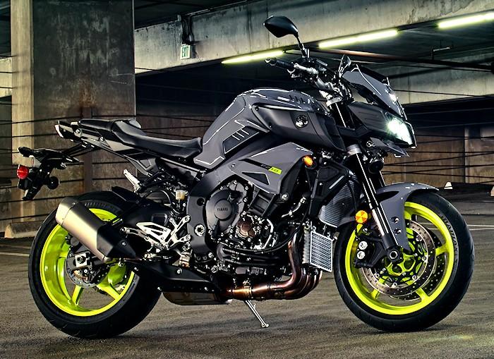 Yamaha MT-10