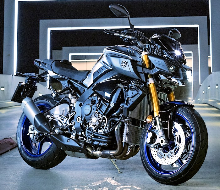 Yamaha Mt 10 Sp 2017 Fiche Moto Motoplanete