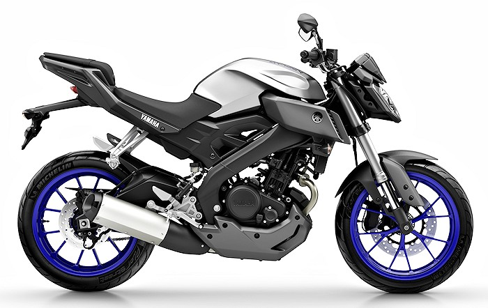 yamaha mt 125 2016 fiche moto motoplanete. Black Bedroom Furniture Sets. Home Design Ideas