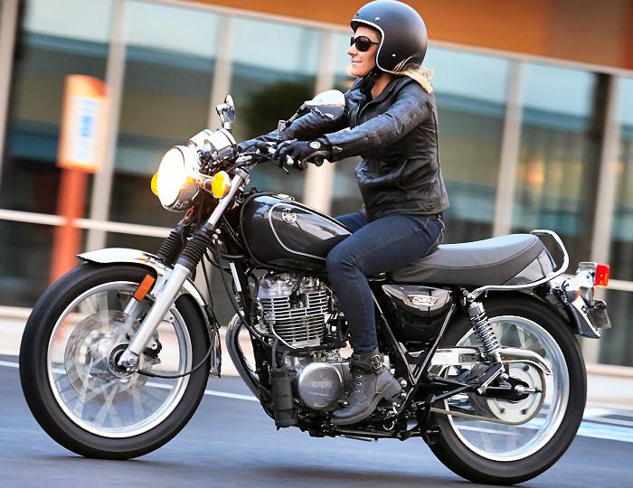 moto yamaha vintage